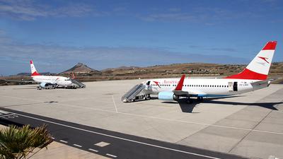 LPPS - Airport - Ramp