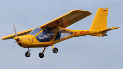SP-SKRA - Aeroprakt A22 Foxbat - Private