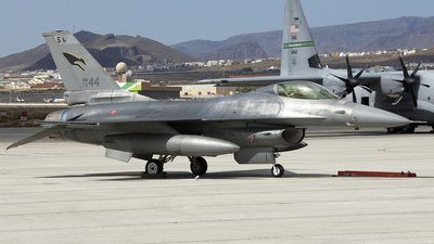 MM7244 - General Dynamics F-16ADF Fighting Falcon - Italy - Air Force