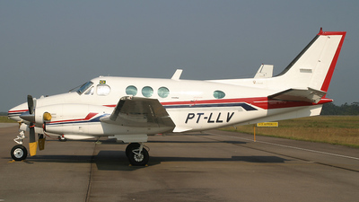 PT-LLV - Beechcraft C90 King Air - Private