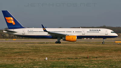 TF-FIY - Boeing 757-256 - Ghana International Airlines (Icelandair)