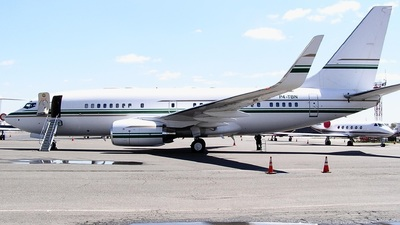 P4-TBN - Boeing 737-7BH(BBJ) - Private