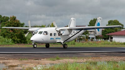 PZ-TSV - Antonov An-28 - Blue Wing Airlines