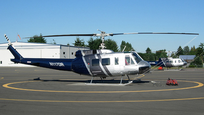 A picture of N117DR - Bell UH1H - [6512871] - © Sun Valley Aviation