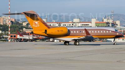 OE-IFG - Bombardier BD-700-1A11 Global 5000 - Global Jet Austria