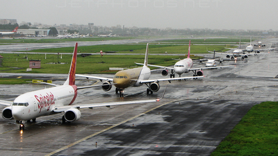 VT-SPO - Boeing 737-86N - SpiceJet
