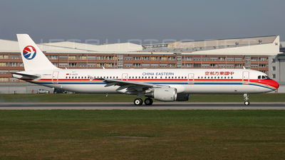 D-AVZV - Airbus A321-211 - China Eastern Airlines