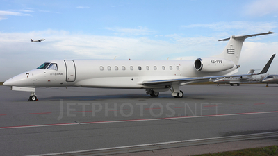 A6-VVV - Embraer ERJ-135BJ Legacy 600 - Nakheel Aviation