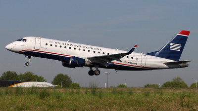 N120HQ - Embraer 170-200LR - US Airways Express (Republic Airlines)
