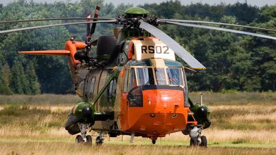 RS-02 - Westland Sea King Mk.48 - Belgium - Air Force