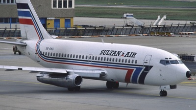 SE-DKG - Boeing 737-205 - Sultan Air