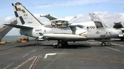 160600 - Lockheed S-3B Viking - United States - US Navy (USN)