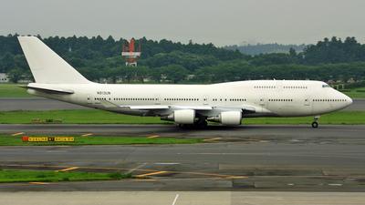 N913UN - Boeing 747-446 - Transaero Airlines