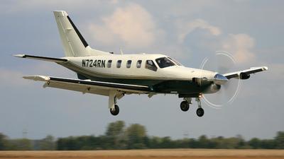 N724RN - Socata TBM-700 - Private