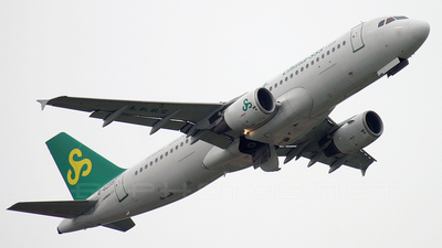 B-6258 - Airbus A320-214 - Spring Airlines