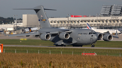 03-3125 - Boeing C-17A Globemaster III - United States - US Air Force (USAF)
