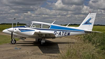 G-ATEW - Piper PA-30-160 Twin Comanche - Private
