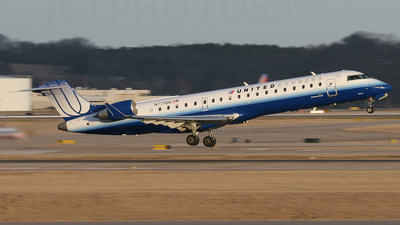 N771SK - Bombardier CRJ-701 - United Express (SkyWest Airlines)