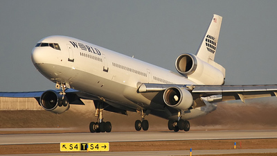 N271WA - McDonnell Douglas MD-11 - World Airways