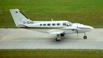 D-ICHS - Cessna 425 Conquest I - AW Aerowest