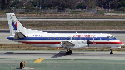 N396AE - Saab 340B - American Eagle