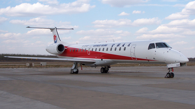 B-3040 - Embraer ERJ-145LR - Northeast Airlines