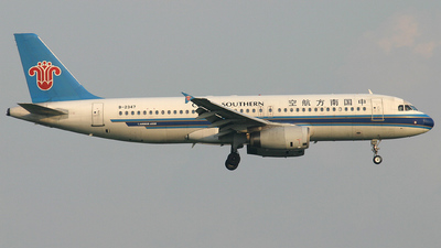 B-2347 - Airbus A320-233 - China Southern Airlines