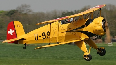 G-AXMT - Bücker 131 Jungmann - Private