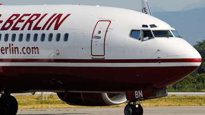 D-ABBN - Boeing 737-76Q - Air Berlin
