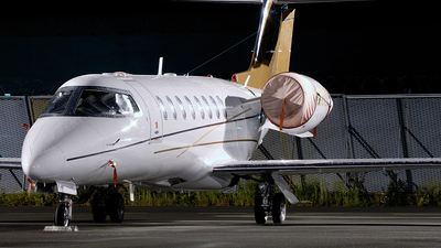 M-EANS - Bombardier Learjet 45XR - Private