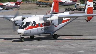 RA-28715 - Antonov An-28 - Koryakavia