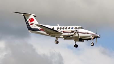 SE-LVV - Beechcraft B200 Super King Air - Lufttransport