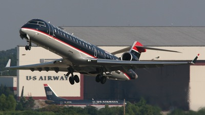 N718PS - Bombardier CRJ-701 - US Airways Express (PSA Airlines)