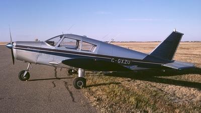 A picture of CGXZU - Piper PA28150 - [28505X] - © Serge Walczak