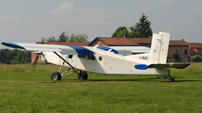 I-INOT - Pilatus PC-6/B2-H4 Turbo Porter - Private