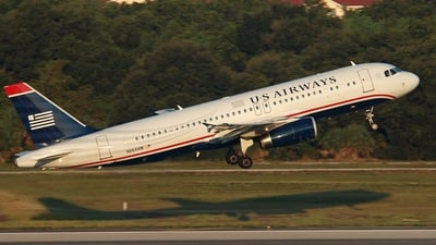 N664AW - Airbus A320-232 - US Airways (America West Airlines)