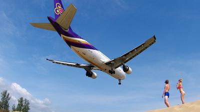 HS-TAP - Airbus A300B4-622R - Thai Airways International