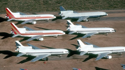 N104CK - Lockheed L-1011-200(F) Tristar - Kitty Hawk International