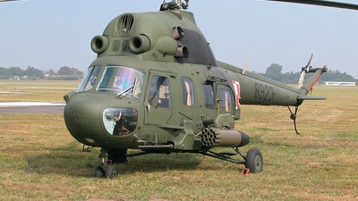 6923 - PZL-Swidnik Mi-2URPG Hoplite - Poland - Army