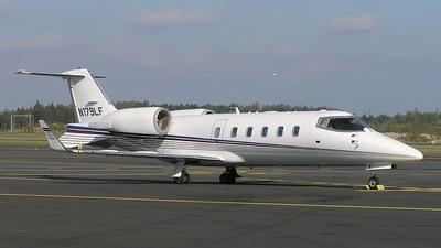 N179LF - Bombardier Learjet 60 - Private