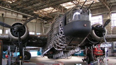 N2980 - Vickers Wellington 1A - Brooklands Museum