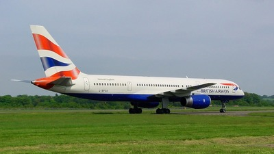 G-BPEK - Boeing 757-236 - British Airways