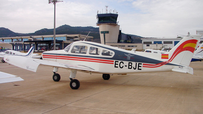 EC-BJE - Beechcraft A23 Musketeer - Private