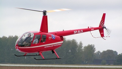 SP-ALS - Robinson R44 Raven II - Private