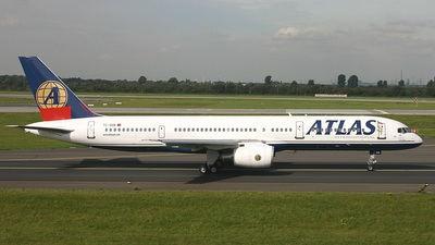 TC-OGB - Boeing 757-225 - AtlasJet International Airlines