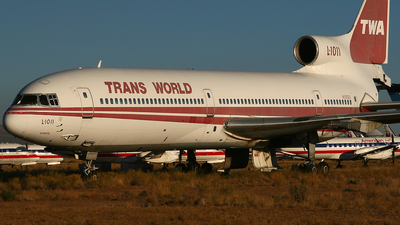 N31023 - Lockheed L-1011-50 Tristar - Trans World Airlines (TWA)