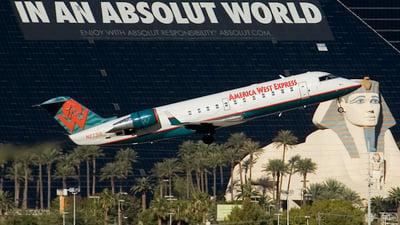 N27318 - Bombardier CRJ-200LR - America West Express (Mesa Airlines)