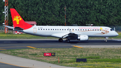 B-3129 - Embraer 190-100LR - Grand China Express