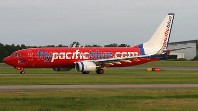 ZK-PBK - Boeing 737-8FE - Pacific Blue Airlines
