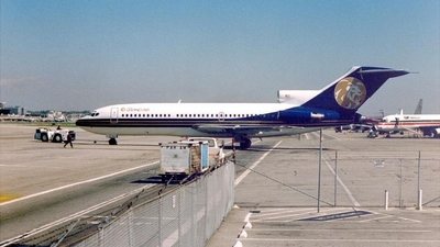 N504MG - Boeing 727-191 - MGM Grand Air